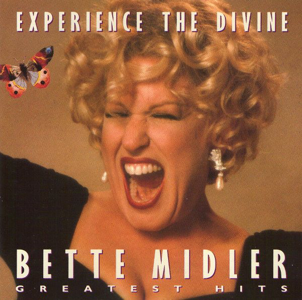 Midler, Bette Experience The Divine (Greatest Hits)