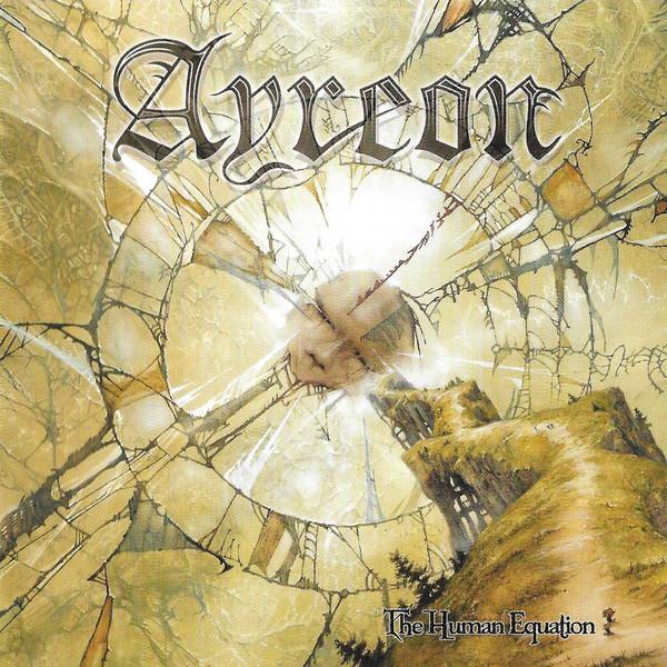 Ayreon The Human Equation CD