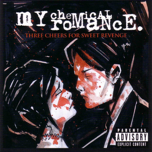 My Chemical Romance Three Cheers For The Sweet Revenge