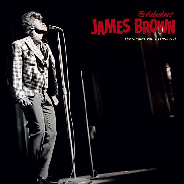 James Brown Singles Vol.1 1956-57 Vinyl