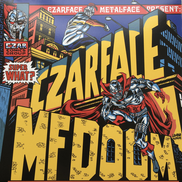 Czarface, MF DOOM Super What? Vinyl