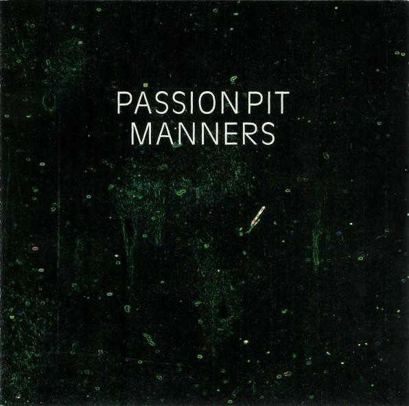 Passion Pit Manners Vinyl