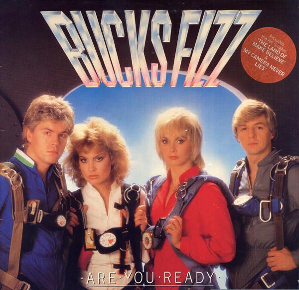Bucks Fizz Are You Ready Vinyl