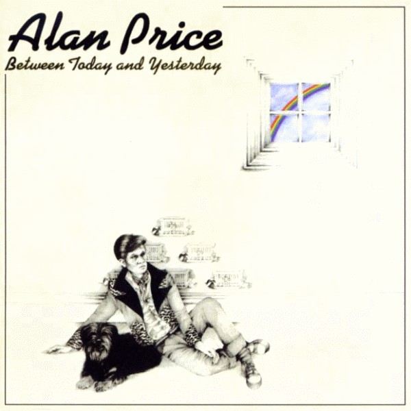 Alan Price Between Today & Yesterday