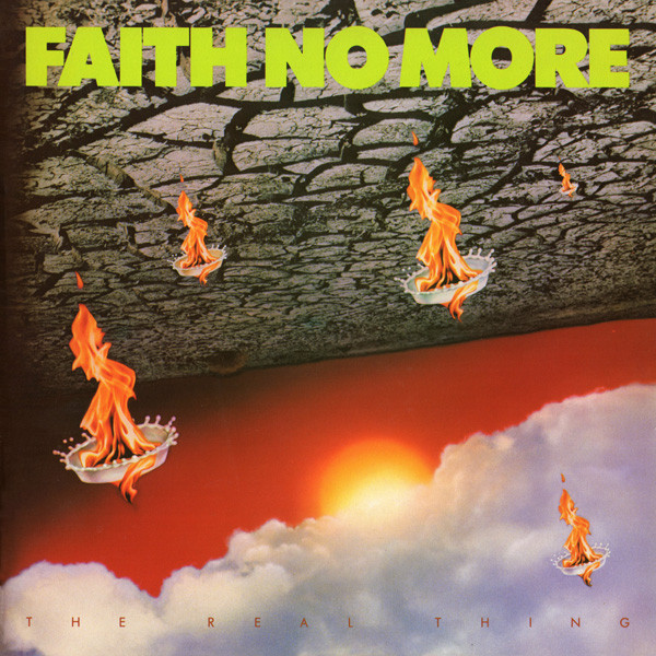 Faith No More The Real Thing Vinyl