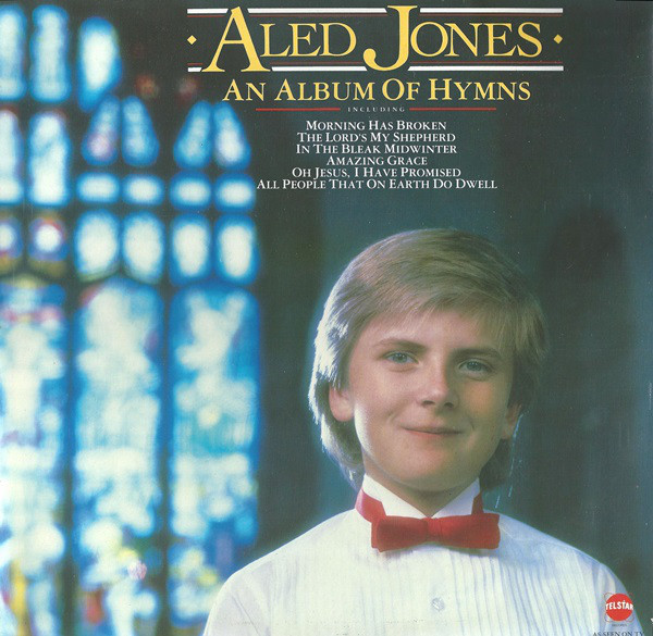 Jones, Aled An Album Of Hymns Vinyl