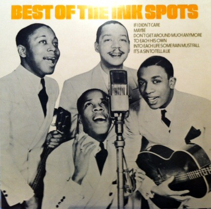 The Ink Spots The Best Of The Ink Spots Vinyl