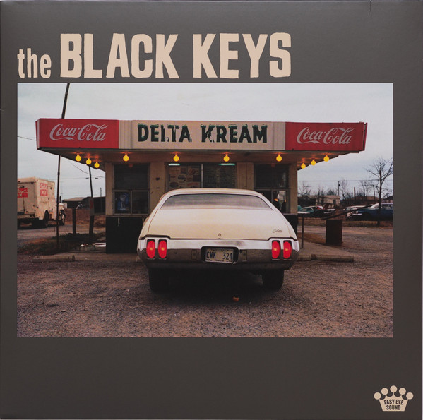 The Black Keys Delta Kream Vinyl