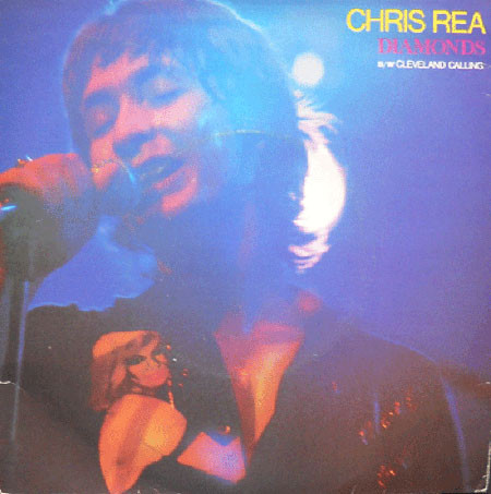 Rea, Chris Diamonds Vinyl