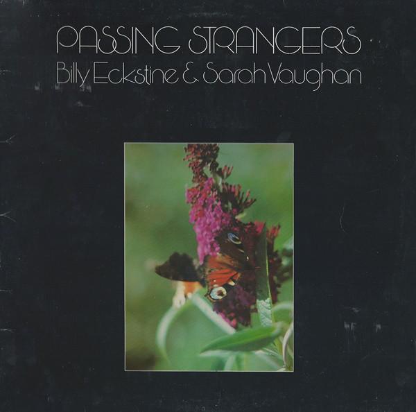 Billy Eckstine & Sarah Vaughan Passing Strangers Vinyl