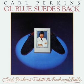 Perkins, Carl Ol' Blue Suede's Back Vinyl