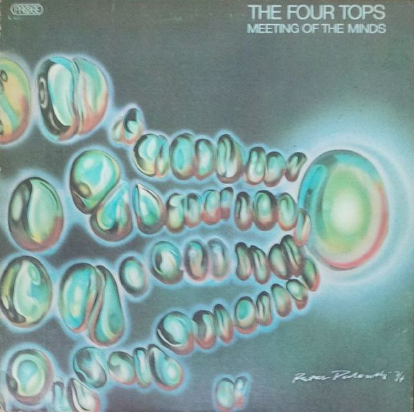 The Four Tops Meeting Of The Minds Vinyl