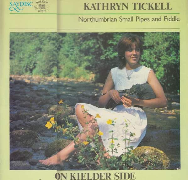 Kathryn Tickell On Kielder Side Vinyl
