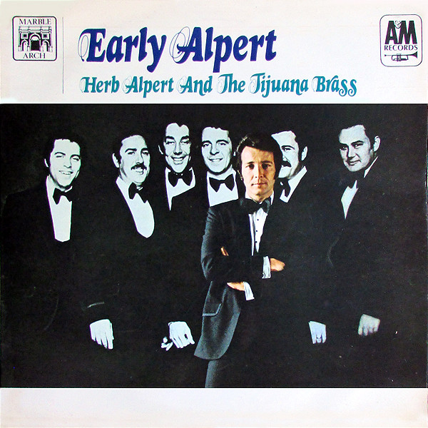 Herb Alpert And The Tijuana Brass Early Alpert Vinyl