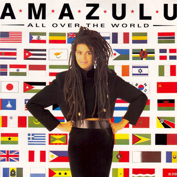 Amazulu All Over The World Vinyl