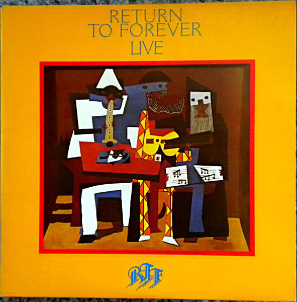 Return To Forever Live