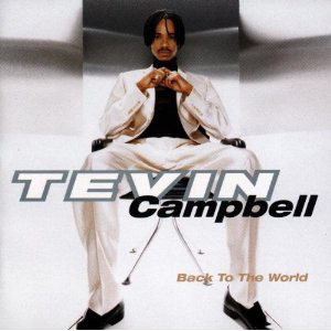 Campbell, Tevin Back To The World CD
