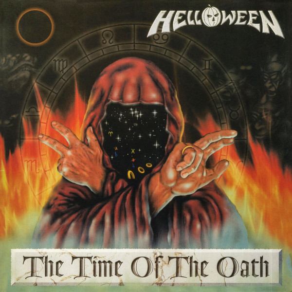 Helloween The Time Of Oath Vinyl