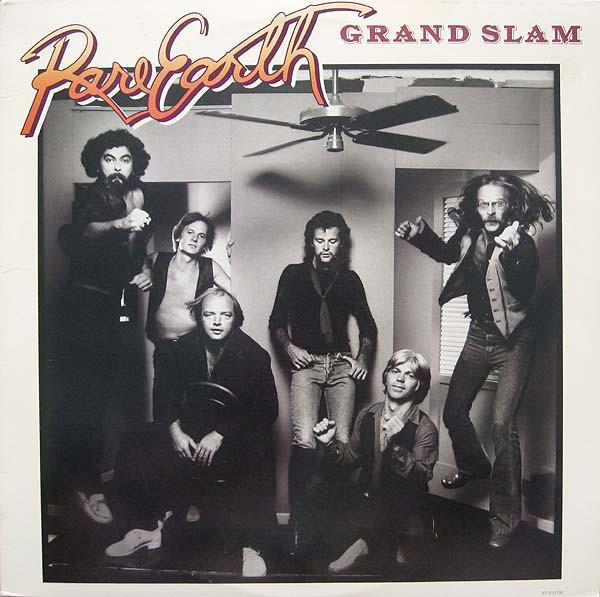 Rare Earth Grand Slam Vinyl