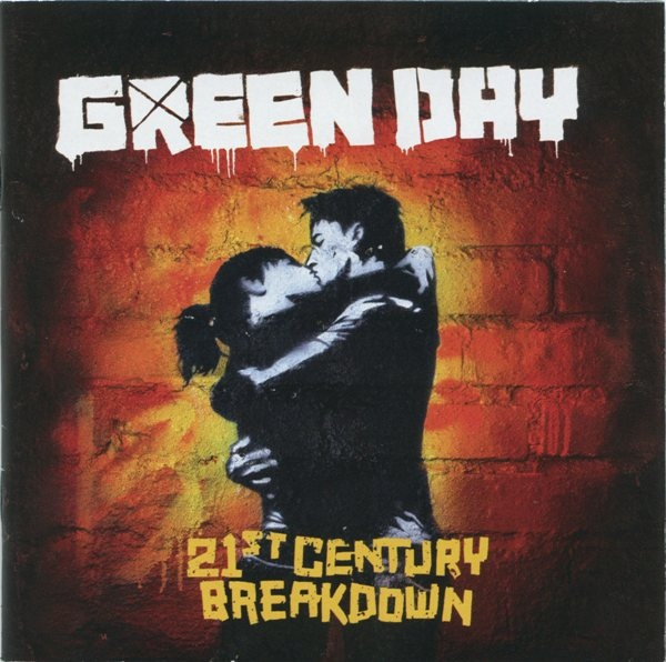 Green Day 21st Century Breakdown