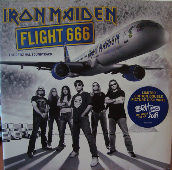 Iron Maiden Flight 666