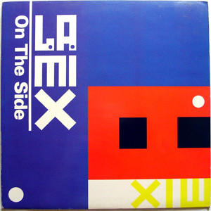 L.A. Mix On The Side Vinyl