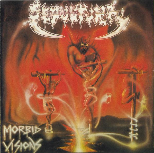 Sepultura Morbid Visions / Bestial Devastation