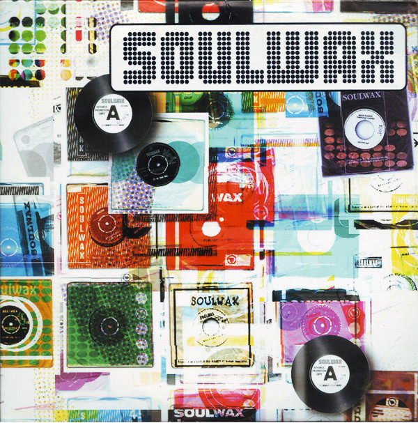 Soulwax Untitled CD