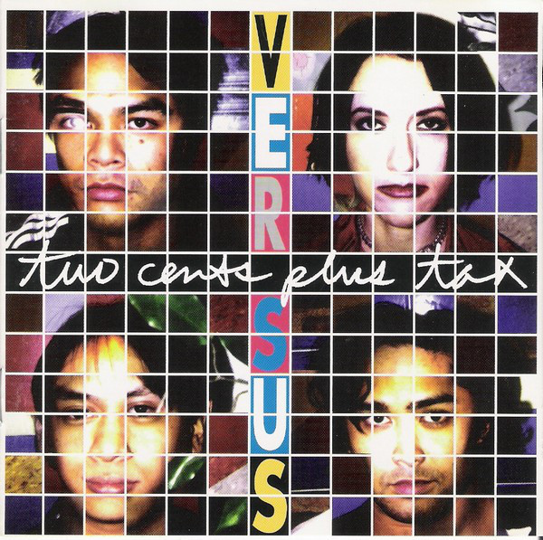 Versus Two Cents Plus Tax CD