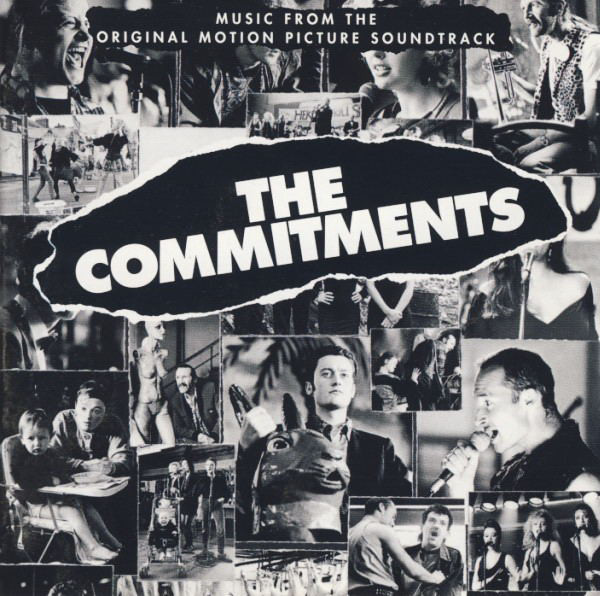 The Commitments The Commitments (Music From The Original Motion Picture Soundtrack) CD