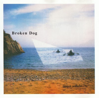Broken Dog Sleeve With Hearts CD