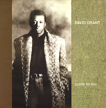 Grant, David Close To You