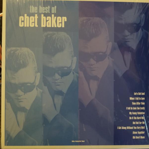 Chet Baker The Best Of  Vinyl