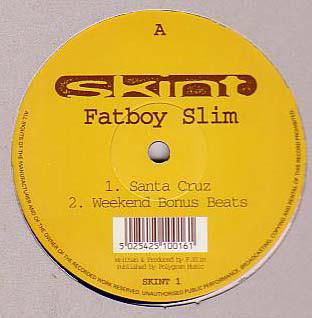 Fatboy Slim Santa Cruze