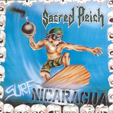 Sacred Reich Surf Nicaragua Vinyl