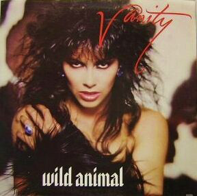 Vanity Wild Animal