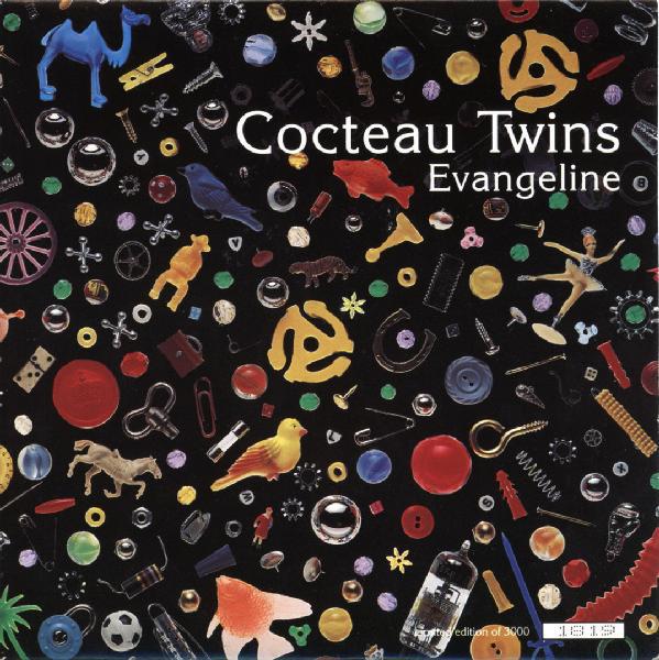 Cocteau Twins Evangeline  Vinyl
