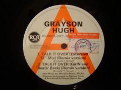 Hugh, Grayson Talk It Over
