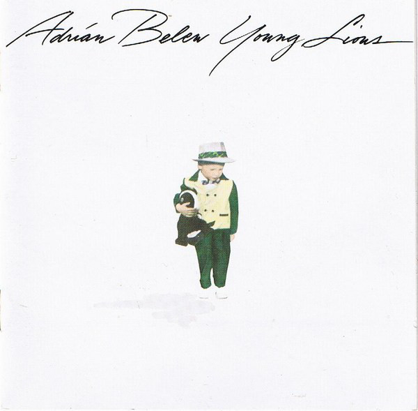 Belew, Adrian Young Lions CD