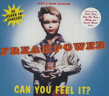 Freakpower Can You Feel It?
