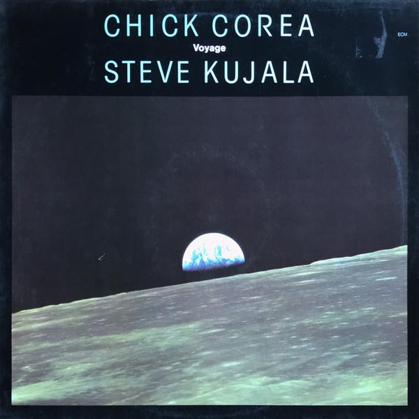 Chick Corea, Steve Kujala Voyage Vinyl