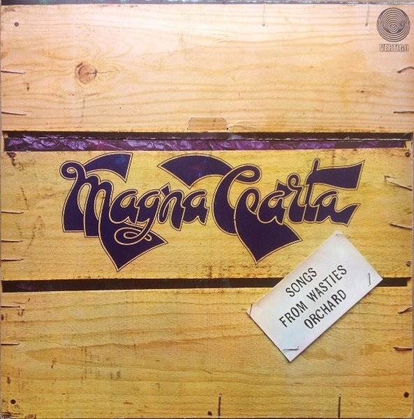 Magna Carta Songs From Wasties Orchard