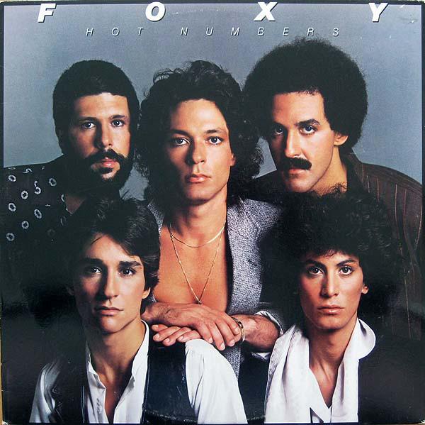Foxy Hot Numbers Vinyl