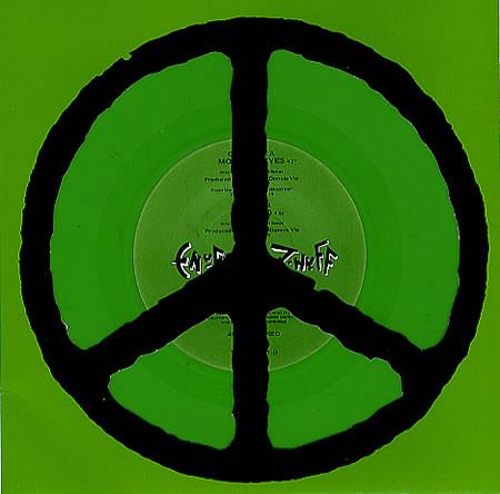 Enuff Z'nuff Mother's Eyes Vinyl