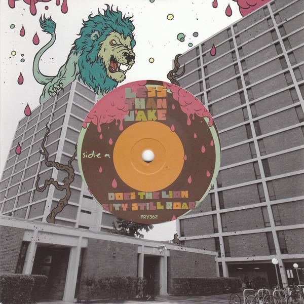 Less Than Jake Does The Lion City Still Roar? Vinyl