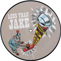 Less Than Jake Overrated (Everything Is) / A Still Life Franchise