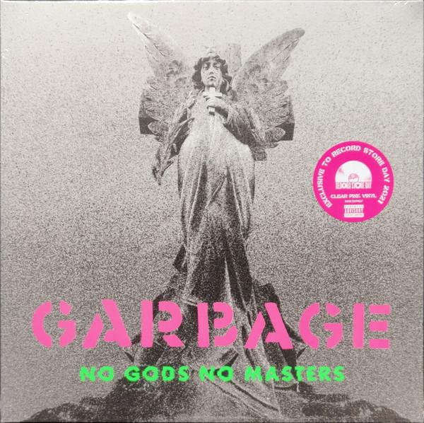 Garbage No Gods No Masters Vinyl