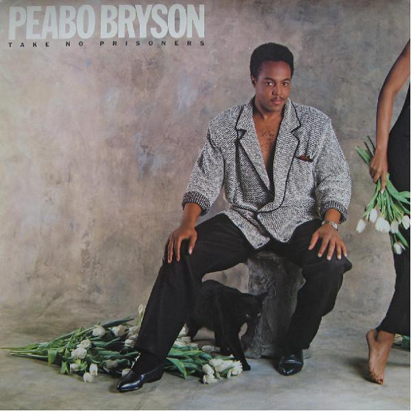 Peabo Bryson Take No Prisoners