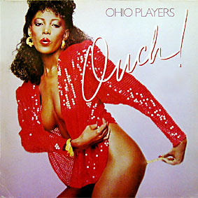Ohio Players Ouch! Vinyl