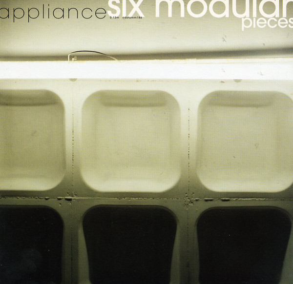 Appliance Six Modular Pieces CD